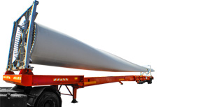 TELESCOPIC STEERABLE TRAILER