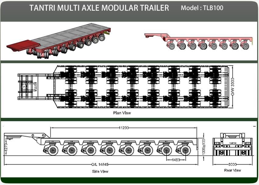 tantri-multi- axle-modular-trailer